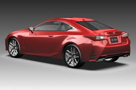 lexus rc coupe base price 3d 2015 lexus rc coupe cgtrader