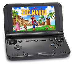 how to play 3ds on android gpd xd tablet looks like a nintendo 3ds but runs android