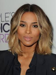 short haircuts with middle part middle part hairstyles