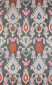 Pink Grey Rug 141 Best Ikat Images On Pinterest Rugs Usa Contemporary Rugs