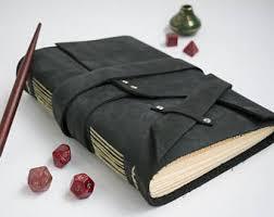 leather sketchbook etsy