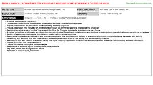 Administrative Assistant Job Duties Resume by Admin Assistant Resume Job Description