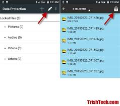 android protection protect sensitive files in android lollipop with data protection