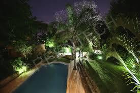 Led Outdoor Furniture - garden lighting led home outdoor decoration