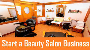 small business ideas how to start a beauty salon business youtube