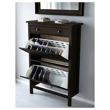 Shoe Cabinet Bench Shoe Bench With Drawers Hemnes Shoe Cabinet Compartments
