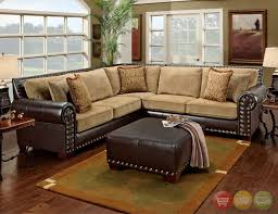 Brown Sectional Sofa With Chaise Best Traditional Sectional Sofas With Chaise Contemporary