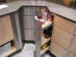 Blind Corner Kitchen Cabinet by Instead Of A Lazy Susan Or Blind Pullout How About These Angle