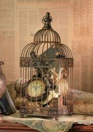 27 alternative uses for bird cages that you will fall in love
