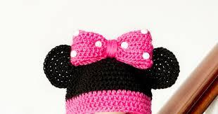 hopeful honey craft crochet create minnie mouse inspired baby