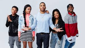 The Social Cast by Nellyville Meet The Family