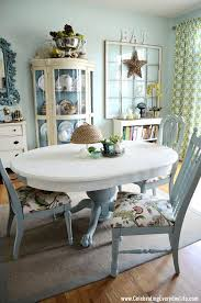 painted kitchen tables for sale impressive painted kitchen table dining table and chairs makeover