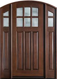 Wide Exterior Doors by Wood Entry Doors From Doors For Builders Inc Solid Wood Entry