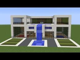 Best 20 Minecraft Small Modern by Minecraft U2013 How To Build A Modern House 11 Minecraft Stream