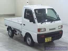 suzuki carry pickup 1995 suzuki carry truck dd51t 2033 uss niigata 579518
