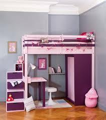 chambre mezzanine fille chambre fille avec lit mezzanine kirafes
