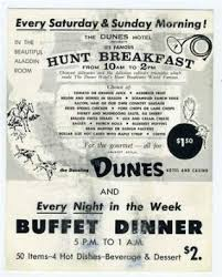 M Casino Las Vegas Buffet by Buy Dunes Hotel U0026amp Casino Buffet U0026amp Hunt Breakfast Postcard