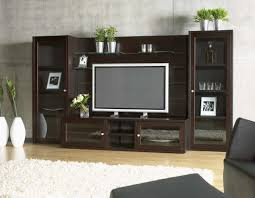 T V Stands With Cabinet Doors Modern Brown Entertainment Center Ikea With Large Tv Stand