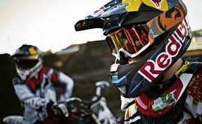 redbull motocross helmet red bull x fighters sydney sherwood vs pagès