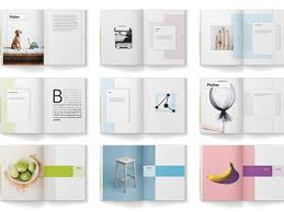 brand book by dribbble