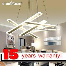 hanging a chandelier hanging bedroom lights new modern led hanging chandelier for living