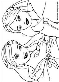 barbie coloring pages62 children barbie