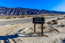 where is anza borrego anza borrego state park fonts point tap into adventure