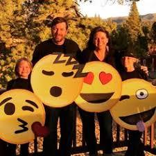 Emoticon Costume Halloween Emoji Costume Funny Emoticon Smiley Face Halloween Fancy