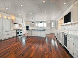 chic wood kitchen floors 7 beautiful kitchens with antique wood