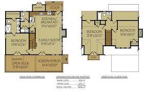 cottage design plans bungalow cottage house plan with porches and photos