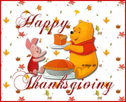 happy thanksgiving winnie the pooh image mag