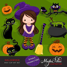 free halloween clipart witch cauldron halloween clipart with cute witches lots of cute critters baby
