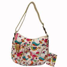 bloom bags bloom women s hobo bag tweety twigs shop your way