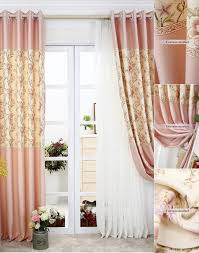 stylish pink floral curtains and buy curtains buy curtain pencil