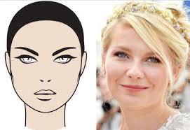 Hochsteckfrisuren Hochzeit Rundes Gesicht by Brautfrisuren Nach Gesichtsform