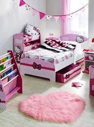 Hello Kitty Toddler Bedroom Set - Hello kitty bunk beds