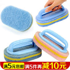 Long Handle Bathroom Cleaning Brush Usd 7 92 Toilet Long Handle Clean Brush Soft Hair Bathtub Brush