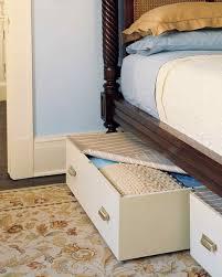 under the bed under the bed organizer martha stewart
