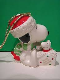 snoopy lenox collection on ebay