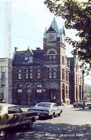 bureau des postes l ancien bureau de poste de granby autopsie d une démolition