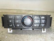 2012 honda pilot manual a c heater controls for honda pilot ebay