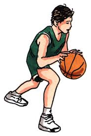 boy playing basketball cliparts the cliparts