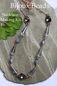 Making Swarovski Jewelry - jewellery making kits