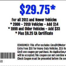 ls plus open box coupon sunnyvale smog test only 32 photos 89 reviews smog check
