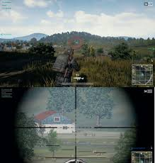 pubg 8x scope range the power of 15x scope pubattlegrounds