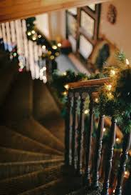 christmas decorations down the stairs pictures photos and images