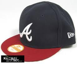 Infant Atlanta Braves Clothes New Era My First 9fifty Infants Snapback Cap Atlanta Braves
