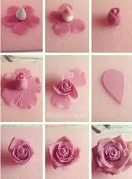 best 25 fondant rose tutorial ideas on pinterest frosting rose
