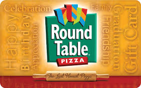 round table pizza app round table pizza gift card
