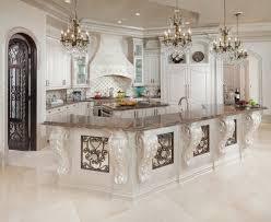 cuisine luxueuse résidence de haut standing à l élégance intemporelle cuisines